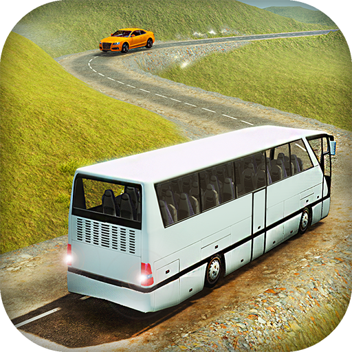 Offroad Bus Hill Driving Sim: Mountain Bus Racing Download Latest Version APK