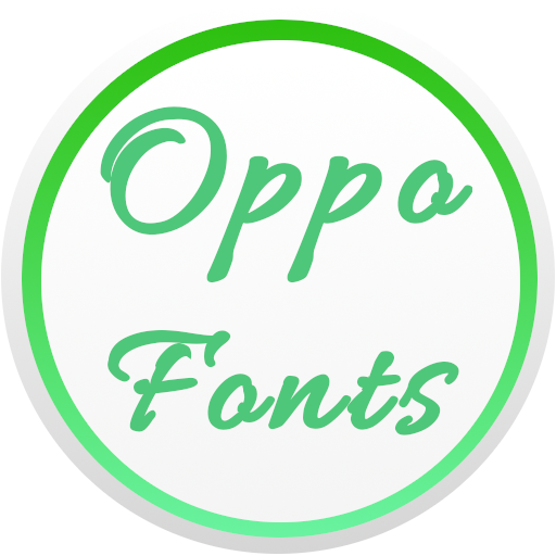Oppo Fonts Download Latest Version APK
