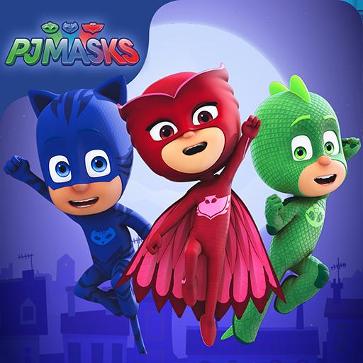 PJ Masks: Moonlight Heroes Download Latest Version APK
