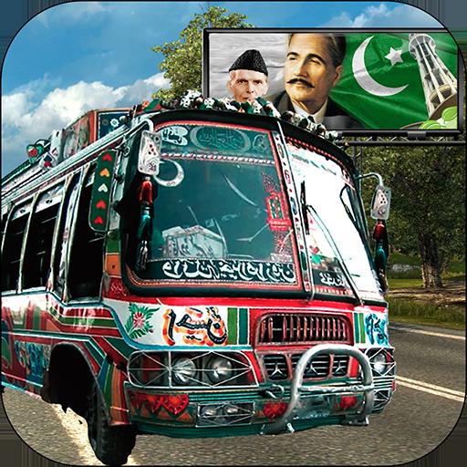 Pak Azadi and Eidi Bus Drive Simulator 2017 Download Latest Version APK