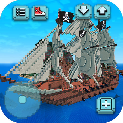 Pirate Crafts Cube Exploration Download Latest Version APK