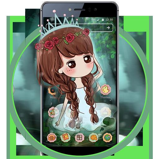 Princess Cute Theme HD Download Latest Version APK