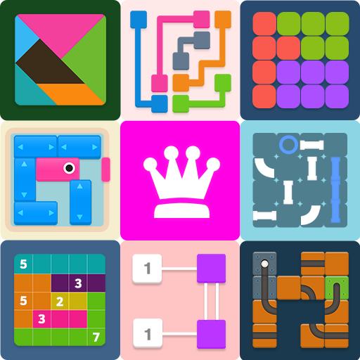 Puzzledom – classic puzzles all in one Download Latest Version APK