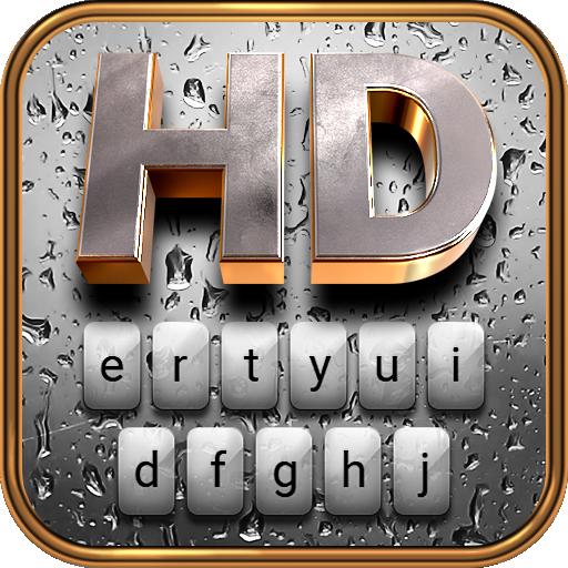 Rain HD Animated Keyboard Live Wallpaper Download Latest Version APK