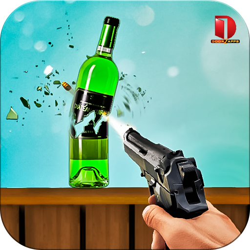 Real Bottle Shooting Free Games Download Latest Version APK