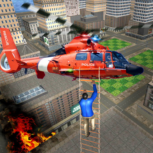Real City Police Helicopter Games: Rescue Missions Download Latest Version APK