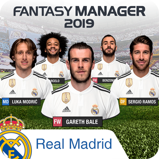 Real Madrid Fantasy Manager18- Real football live Download Latest Version APK