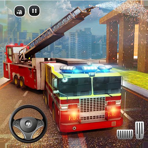 ? Rescue Fire Truck Simulator: 911 City Rescue Download Latest Version APK