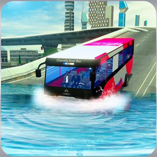 River bus driving tourist bus simulator 2018 Download Latest Version APK