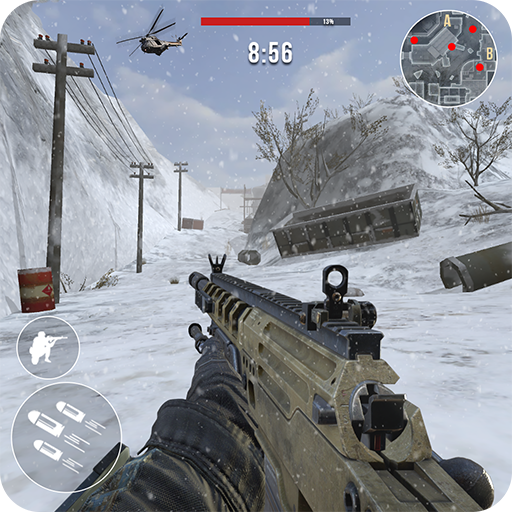 Rules of Modern World War Winter FPS Shooting Game Download Latest Version APK