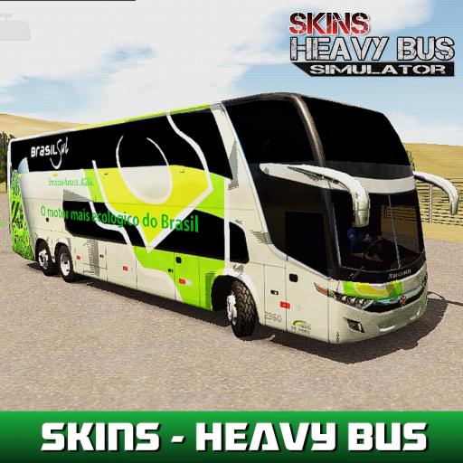 SKINS HEAVY BUS SIMULATOR Download Latest Version APK
