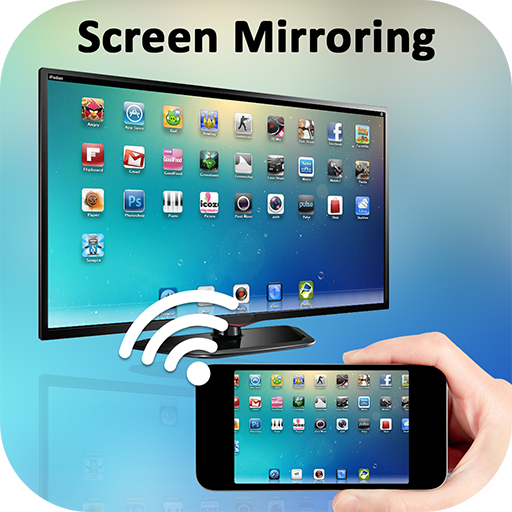 Screen Mirroring with TV Mobile Screen to TV Download Latest Version APK
