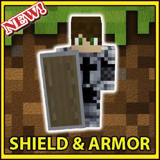 Shield and armor for Minecraft Download Latest Version APK