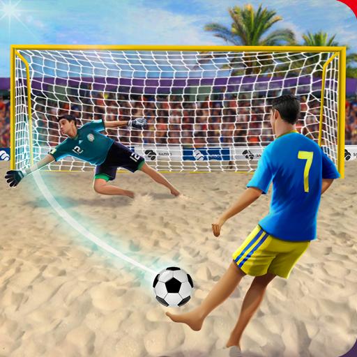Shoot Goal – Beach Soccer Game Download Latest Version APK