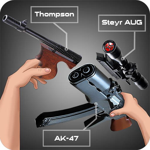 Simulator Weapon Morphing Download Latest Version APK