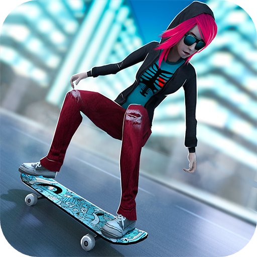 Skateboard Girls vs Boys Download Latest Version APK