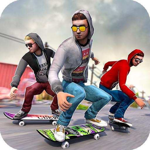 Skateboard Pro Zombie Run 3D Download Latest Version APK