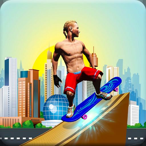 Skateboard Race Free Download Latest Version APK