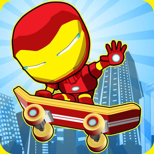 Skater Boy Epic Heroes Download Latest Version APK