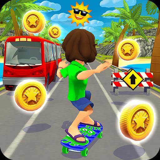Skater Rush – Endless Skateboard Game Download Latest Version APK