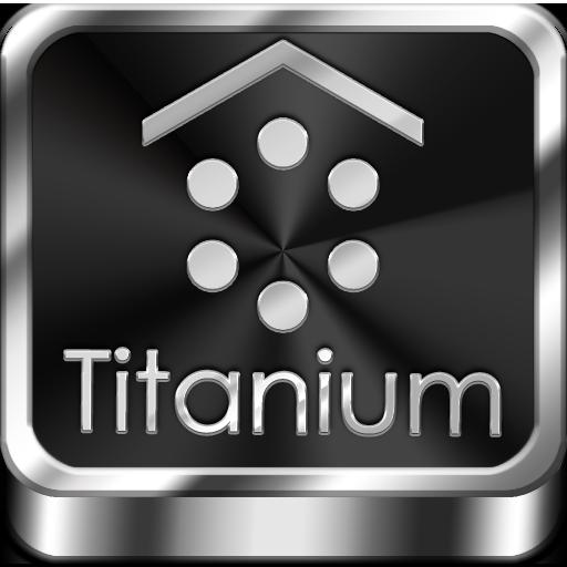 Smart Launcher Theme Titanium Download Latest Version APK