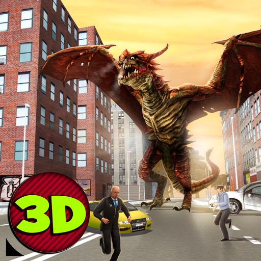 Smashy Dragon City Rampage 3D Download Latest Version APK