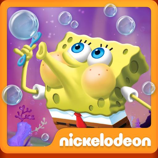 SpongeBob Bubble Party Download Latest Version APK