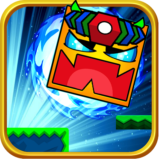 Square Dash: Jump Games, Geometry Word Free Download Latest Version APK