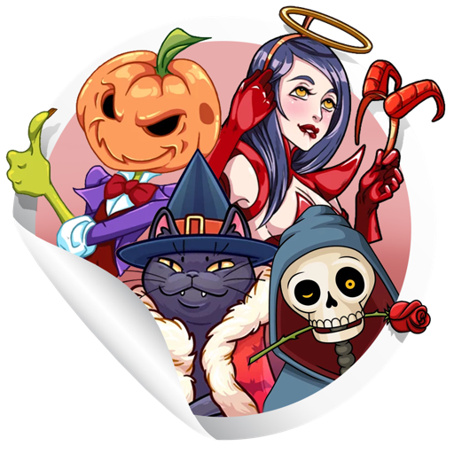 Stickers for WhatsApp – Halloween Download Latest Version APK