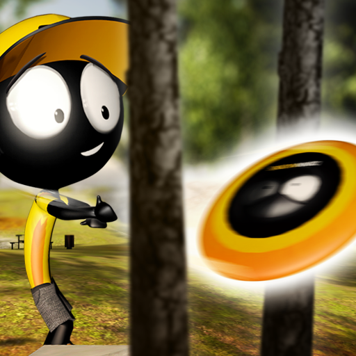 Stickman Disc Golf Battle Download Latest Version APK
