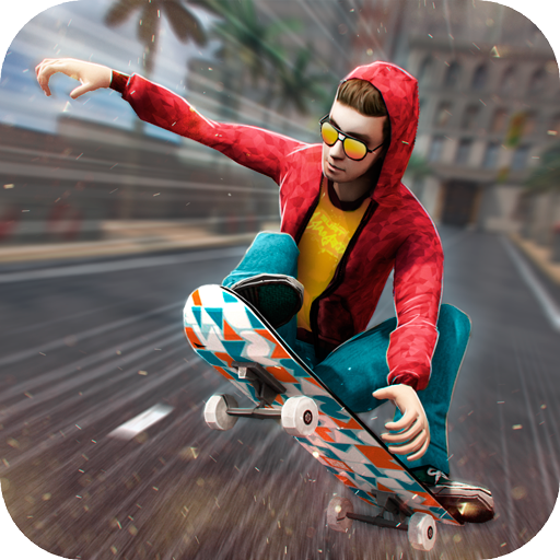 Street Skateboard Freestyle – Trick Competition Download Latest Version APK
