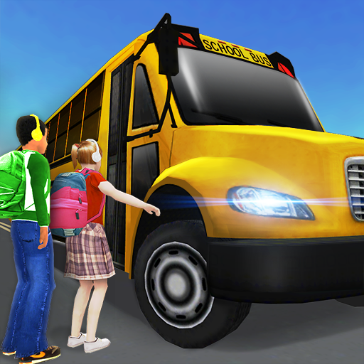 Super High School Bus Driving Simulator 3D – 2019 Download Latest Version APK