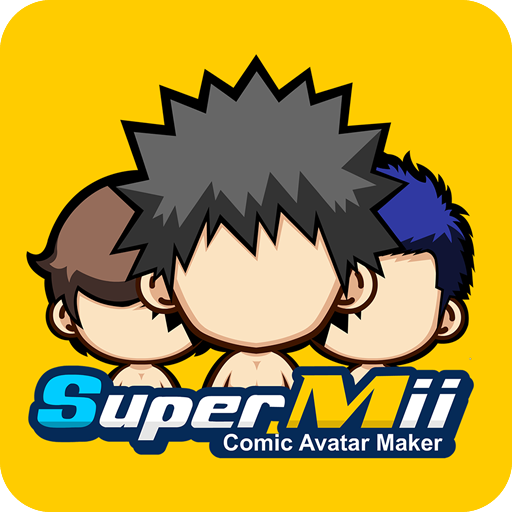 SuperMii- Make Comic Sticker Download Latest Version APK