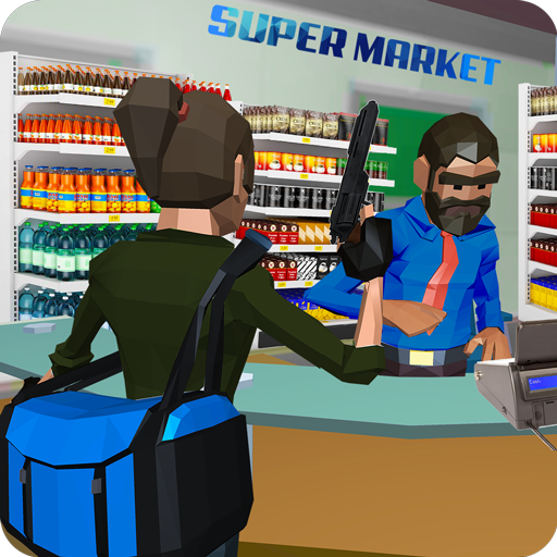 Supermarket Robbery Crime City Mafia Robbery Games Download Latest Version APK