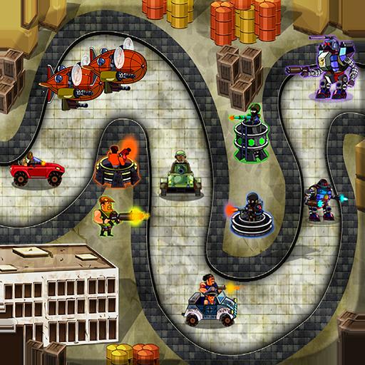 TD Zone: King Of Tower Defense Strike Rush Download Latest Version APK