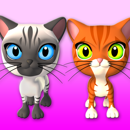 Talking 3 Friends Cats Bunny Download Latest Version APK