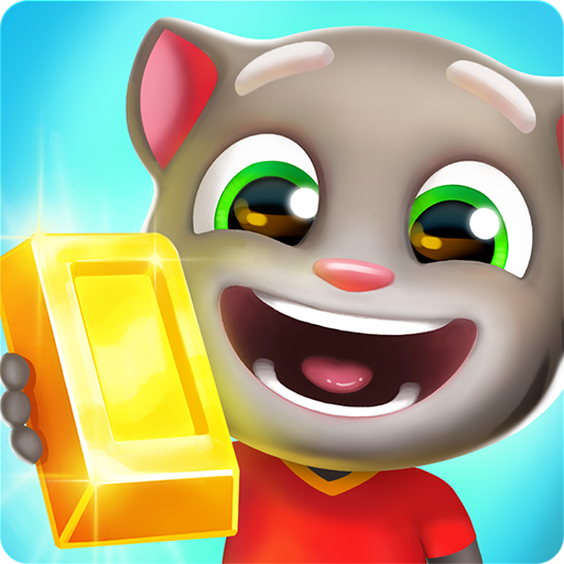 Talking Tom Gold Run Download Latest Version APK