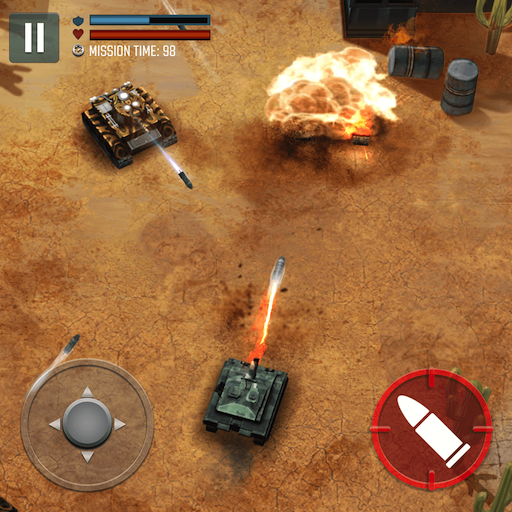 Tank Battle Heroes World of Shooting Download Latest Version APK
