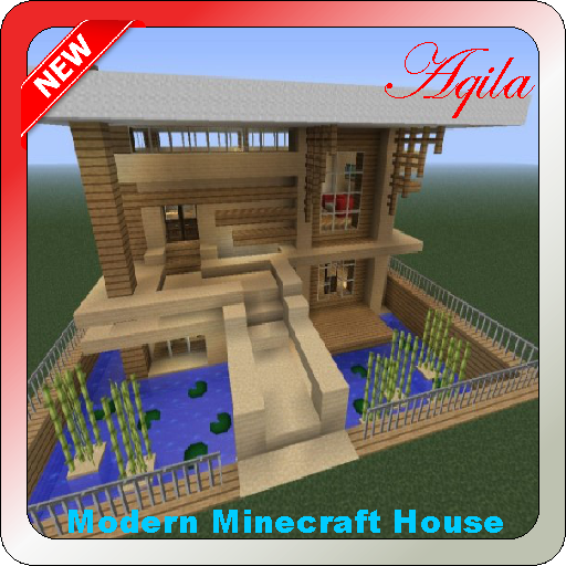 The idea of a modern home for minecraft Download Latest Version APK