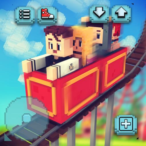 Theme Park Craft: Build & Ride Download Latest Version APK