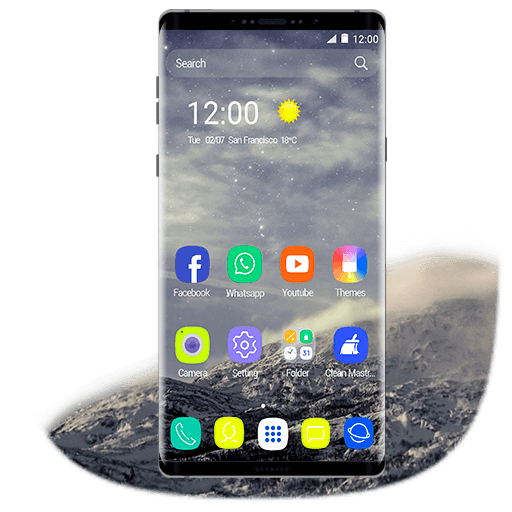 Theme for Samsung Galaxy Note 8 Download Latest Version APK