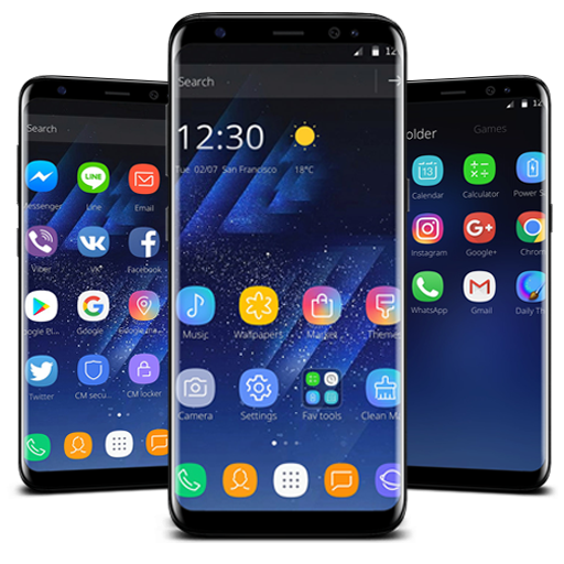 Theme for Samsung Galaxy S8 Download Latest Version APK