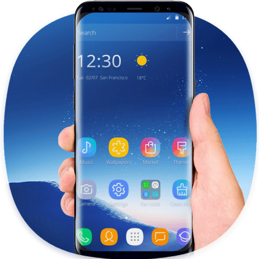 Theme for Samsung S8 Download Latest Version APK