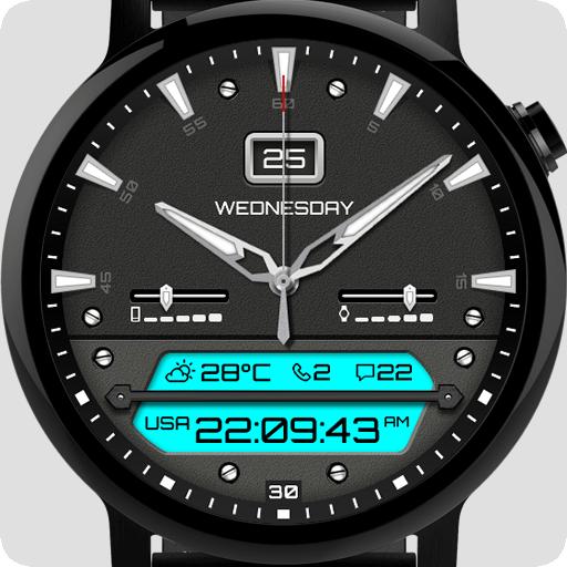 Titanium Watch Face Download Latest Version APK