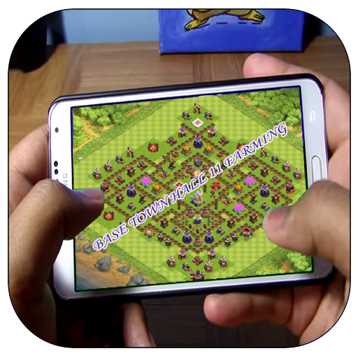 Town Hall 11 Farming Base Download Latest Version APK