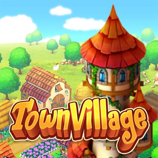 Town Village Farm Build Trade Harvest City Download Latest Version APK