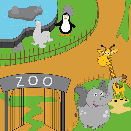 Trip to the zoo for kids Download Latest Version APK