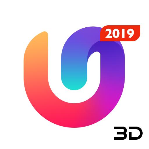 U Launcher 3D Live Wallpaper Free Themes Speed Download Latest Version APK