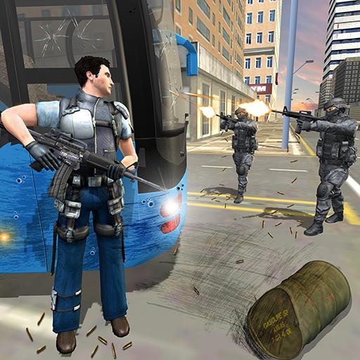 US Police Bus Transport Prison Break Survival Game Download Latest Version APK