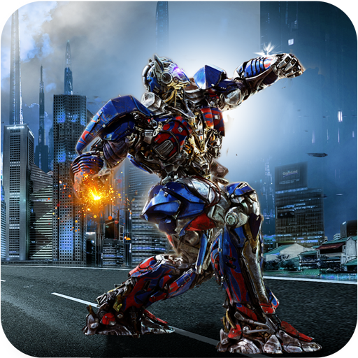 US Transforming Robot Fighting Game Download Latest Version APK